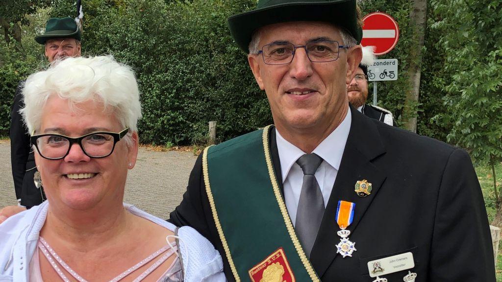 Koninklijke Onderscheiding voor John Cremers