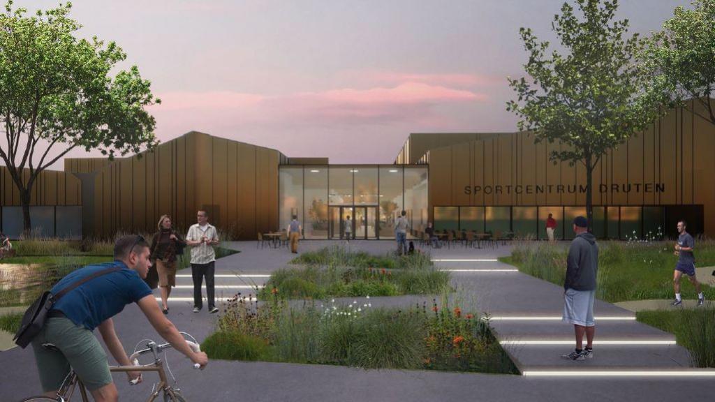 De nieuwe Gelenberg in Druten moet januari 2024 open