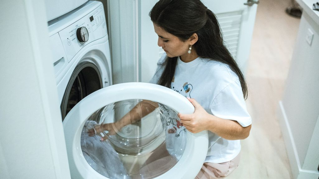 Een volle wasmachine op 40 graden kost 20 cent per beurt. Foto: Pexels