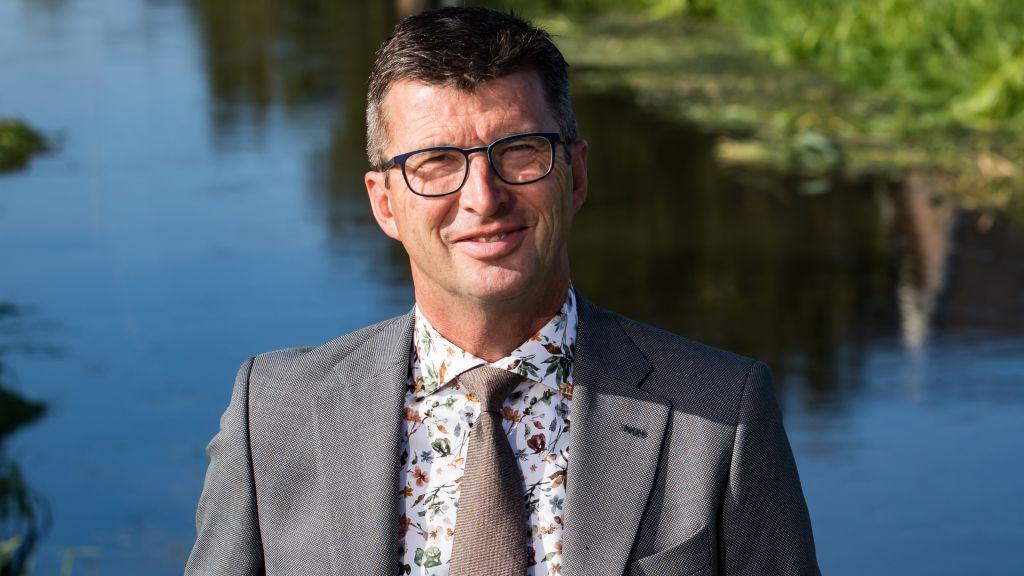 Henk Veldhuizen benoemd tot heemraad Waterschap Vallei en Veluwe