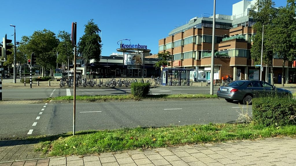 Kronenburg winkelcentrum moet 'de huiskamer van Zuid' worden