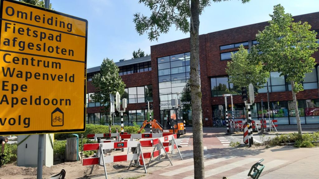 Aanpassing oversteekplaatsen Brinklaan Heerde