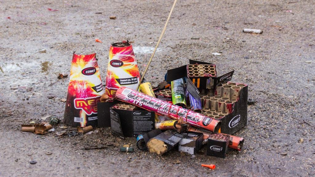 Aanzienlijk minder vuurwerkschade in Berg en Dal