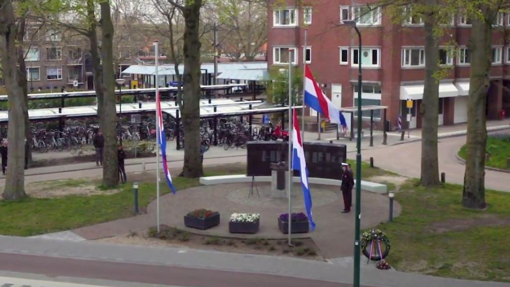 Terugkijken herdenking Veenendaal