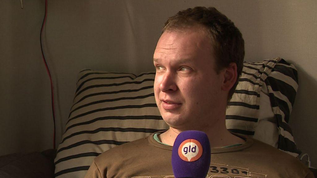 Persfotograaf Timothy. Foto: Omroep Gelderland