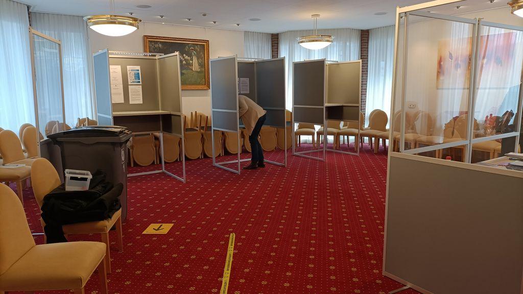 Het stemmen voor de Tweede Kamerverkiezingen is begonnen