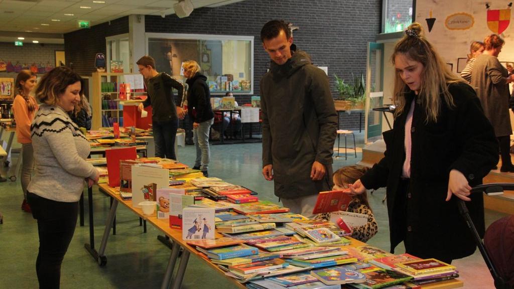 Boekenmarkt Martinusschool Millingen aan de Rijn