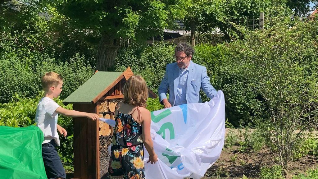 De Heuvelrugtuin moet Rhenen groener maken: 'Het is geen onkruid, het trekt insecten'