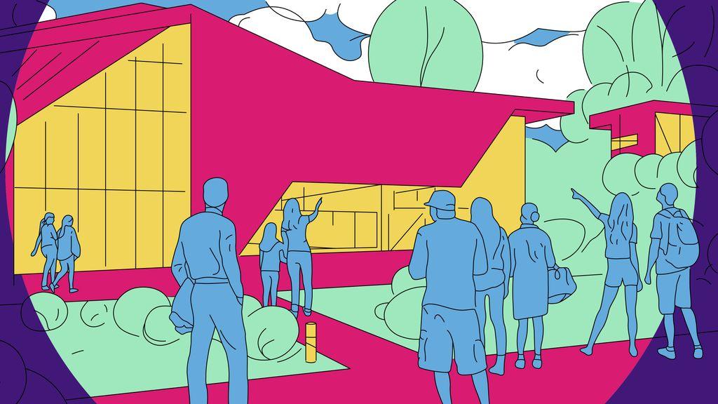 Makelaar heeft oplossing gevonden voor de schaarste op  woningmarkt Foto: Cirkl
