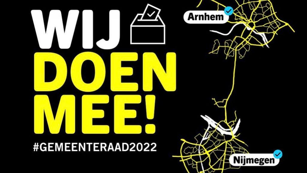 BIJ1 doet mee aan gemeenteraadsverkiezingen in Nijmegen
