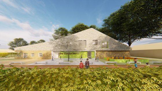 Aanbesteding gymzaal Da Costa school Elspeet