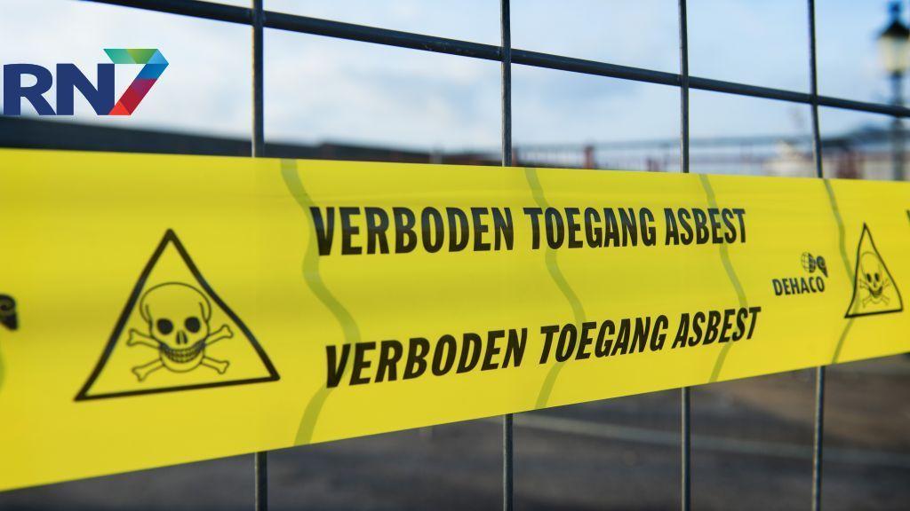 Bedrijven lappen asbestregels aan laars in Beuningen: 72.000 euro boete