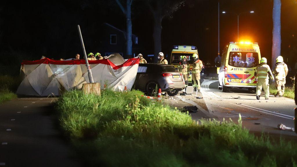 Doden en meerdere gewonden bij nachtelijke ongevallen
