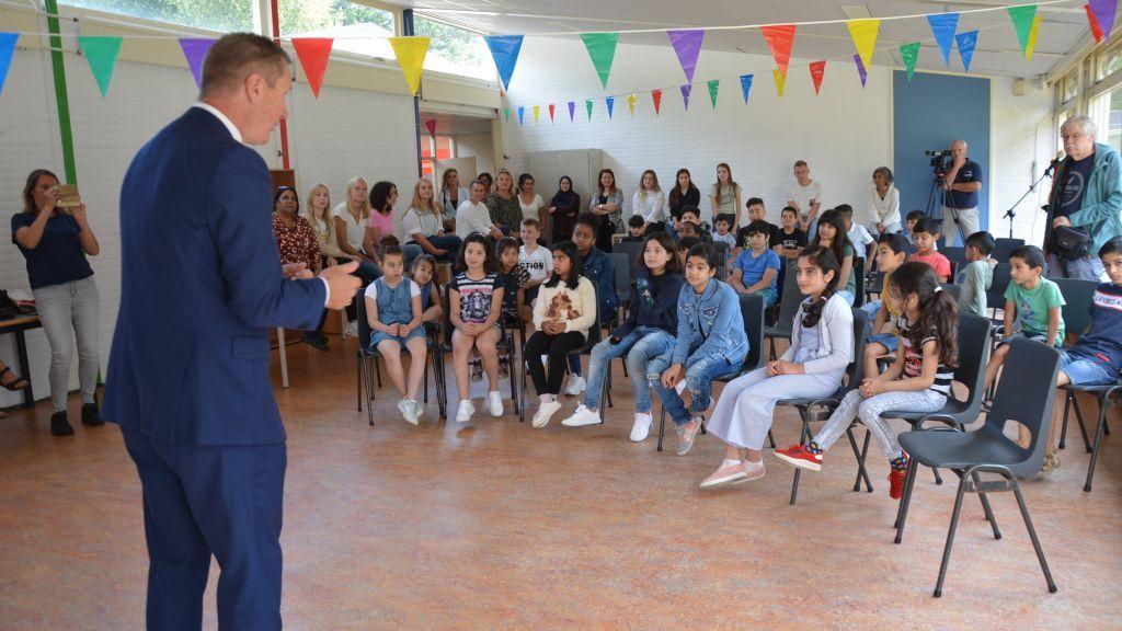 Zomerschool  Epe Heerde 2020 van start (Filmpje)