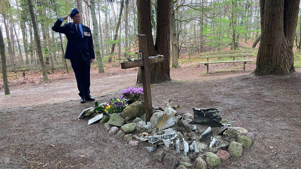 Geen feest, wel herdenken bij Schapendrift in Hulshorst