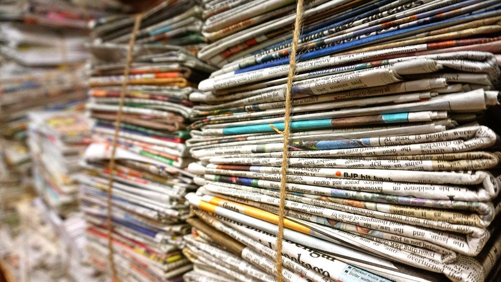 Verenigingen halen oud papier weer op in Rheden