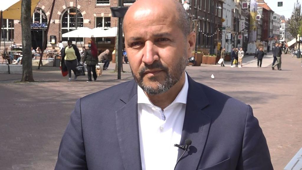 Burgemeester Ahmed Marcouch. Foto: Omroep Gelderland