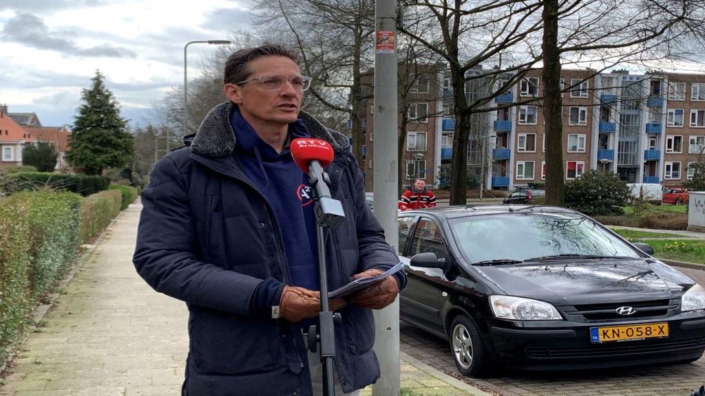 Joost Eerdmans: 'eerst in de Kamer, dan in Arnhem'