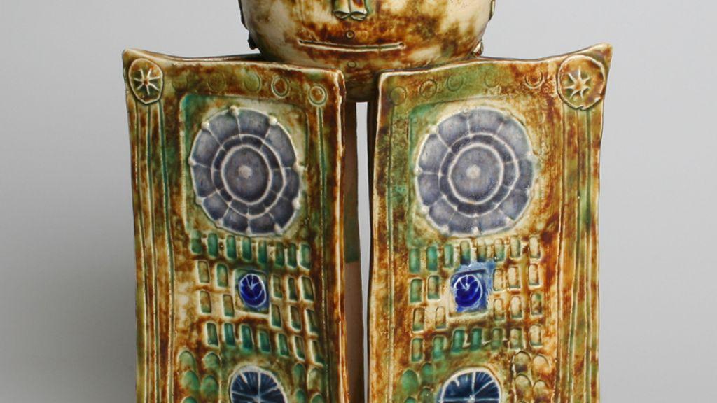 'Oogappels. Onverwachte verhalen van de Nederlandse tegelcultuur' in het Nederlands Tegelmuseum