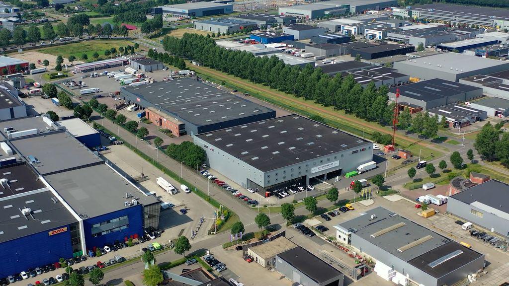 """Goederen hub voor Nijmegen is """"de toekomst"""""""