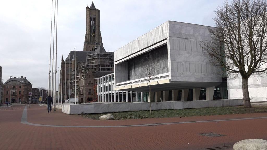 Het Arnhemse gemeentehuis. Foto: Omroep Gelderland