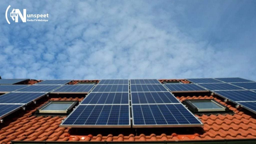 Energiezuinig wonen in Nunspeet