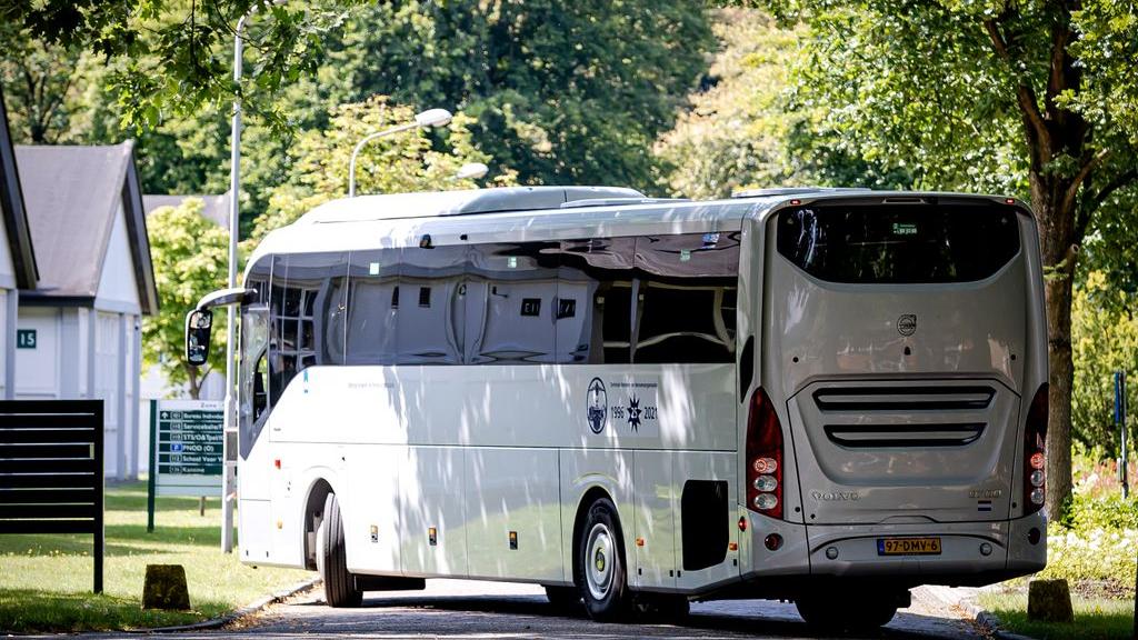 550 vluchtelingen naar langer geopend Harskamp