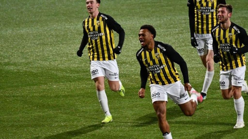 Vitesse pakt tegen Excelsior ticket voor halve finale KNVB-beker