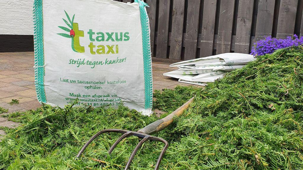 Stichting Taxus Taxi zamelt ruim 4.360 chemokuren in