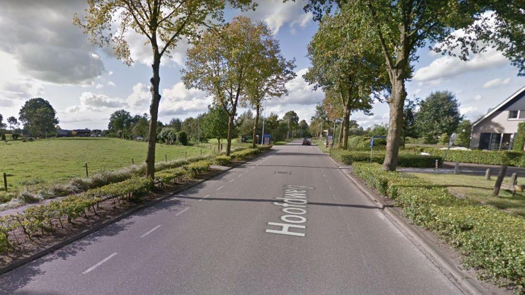 Hoofdweg Ederveen in november afgesloten vanwege werkzaamheden