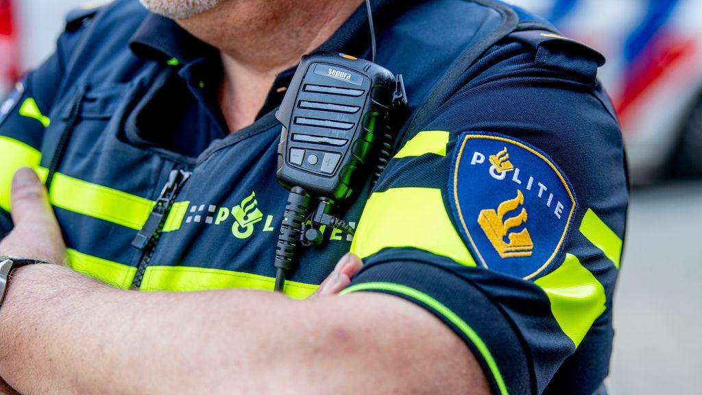 Man en vrouw opgepakt voor mishandeling agenten in Harderwijk
