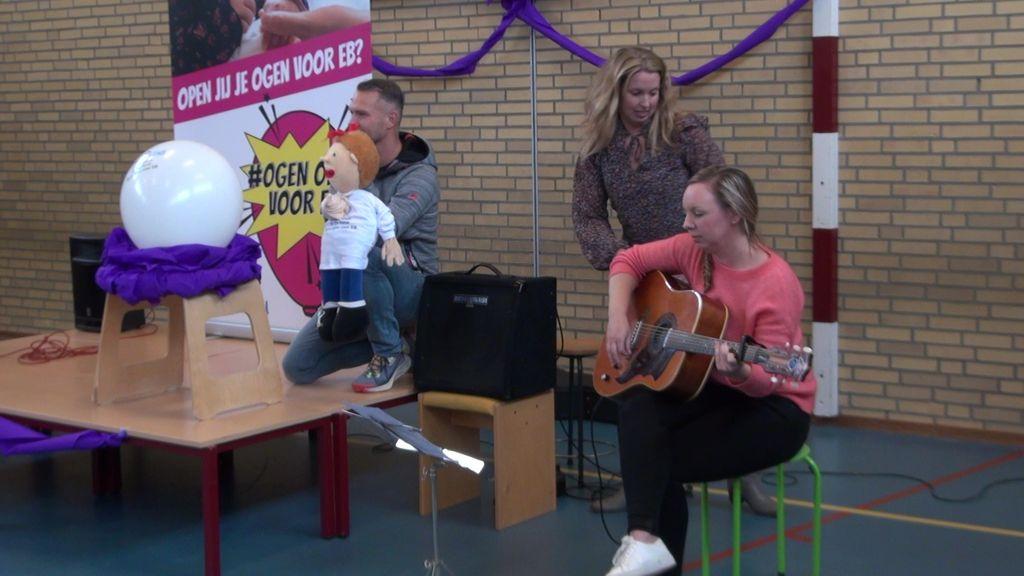 Kindcentrum Op de Horst maakt ogen open voor EB