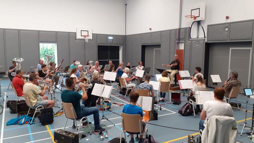 Afsluitend concert Prins Bernhard