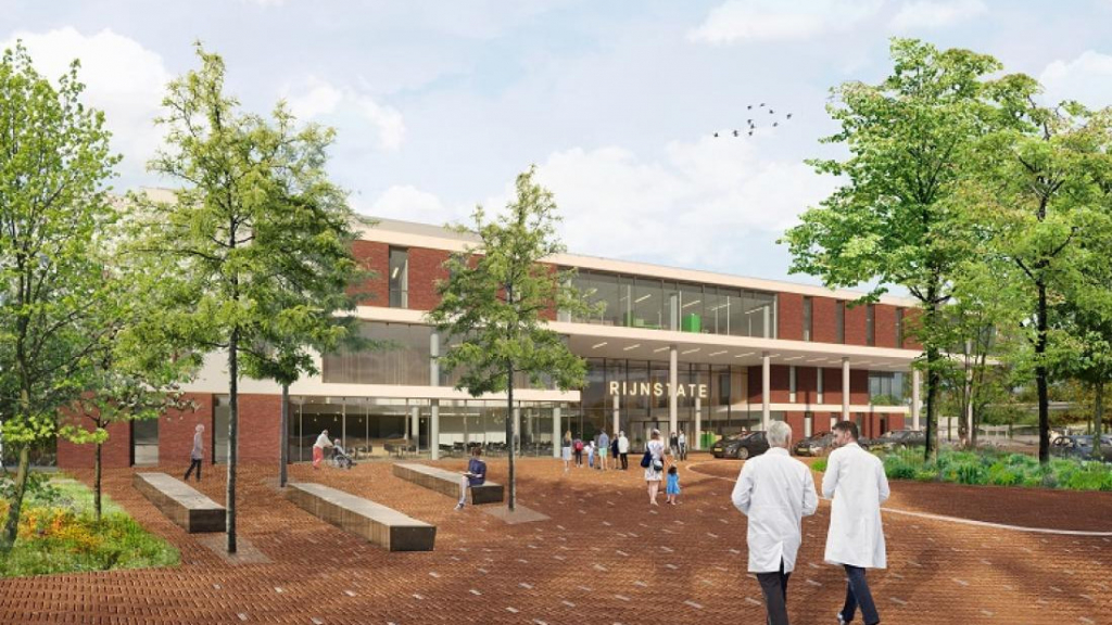 Bouw nieuw ziekenhuis Elst start nog voor de zomer
