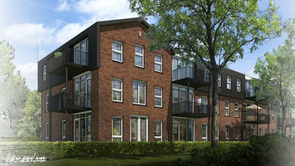 Foutje in toewijzing woningen Marnixstraat in Harderwijk