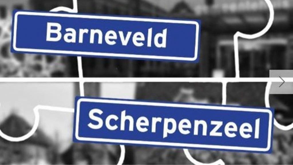 Terinzagelegging herindelingsontwerp Scherpenzeel en Barneveld