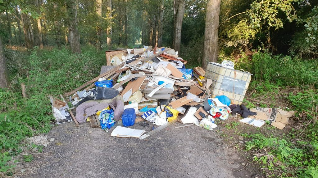 Werkbedrijf Druten Wijchen: 'Storten van afval is niet goedkoop'