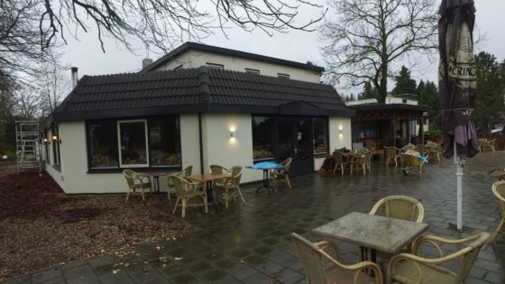 Geen vergunning voor huisvesting asielzoekers in hotel De Foreesten in Vierhouten