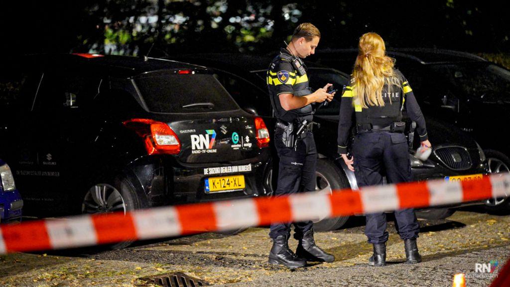 40-jarige man gewond en twee aanhoudingen na schietincident