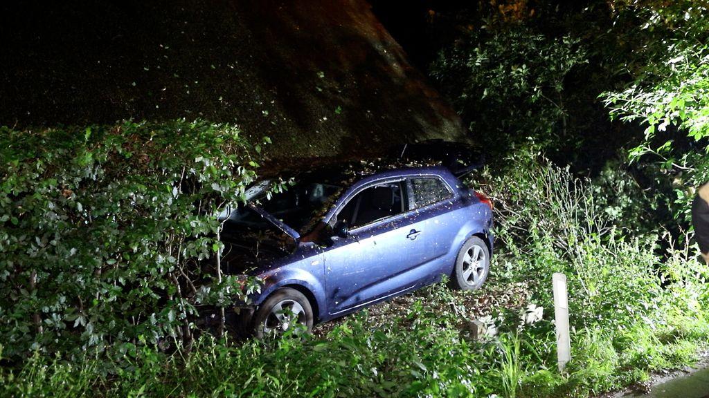 Auto ramt huis Lunteren, bewoner moedeloos na zoveelste klapper
