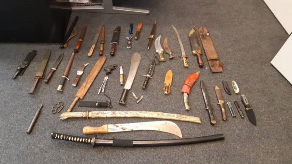 40 wapens ingeleverd tijdens Week van de Veiligheid in Nijmegen