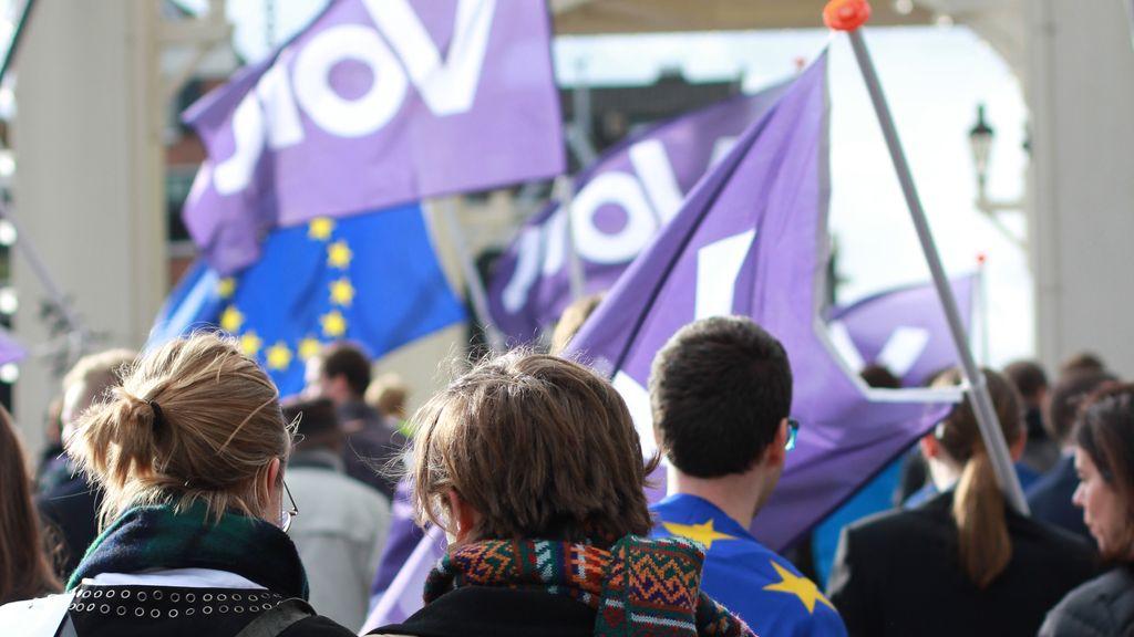 Nieuwe partij Volt zoekt kandidaten voor gemeenteraadsverkiezingen Nijmegen