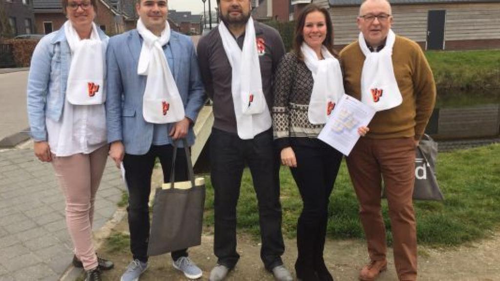 VVD Renswoude in gesprek met jongeren