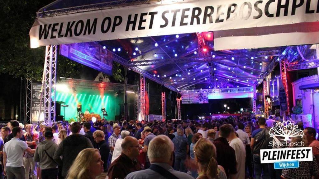 Dit weekend Pleinfeesten in Wijchen: 'op de valreep een vergunning gekregen'