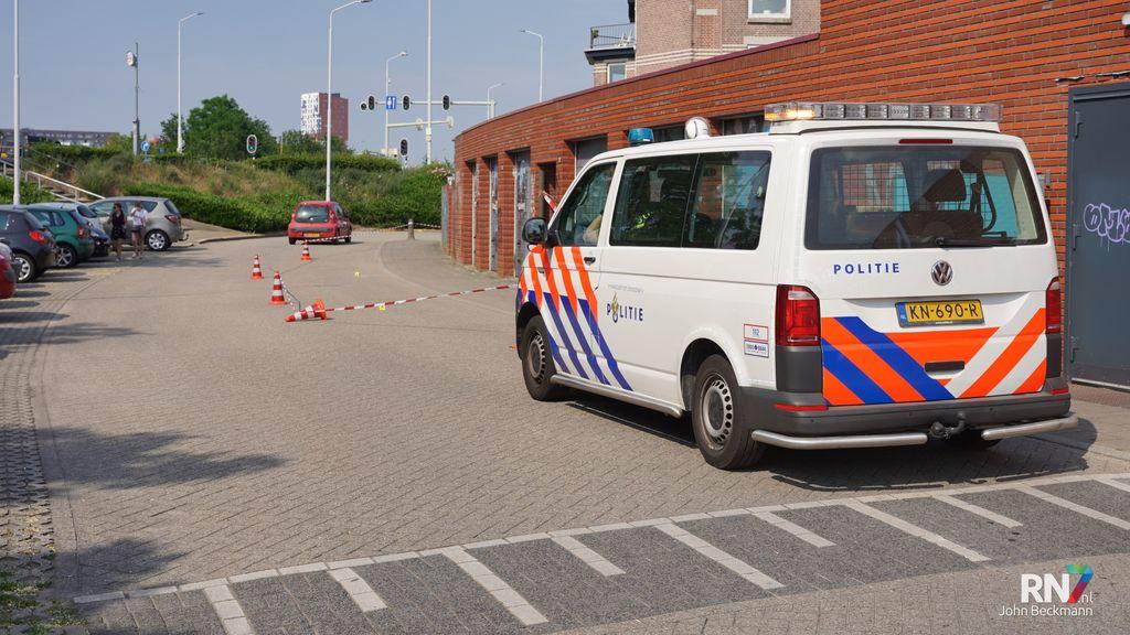 Man neergestoken aan Tollensstraat