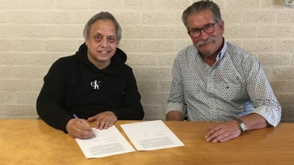 Frank Koch nieuwe trainer Rood Wit