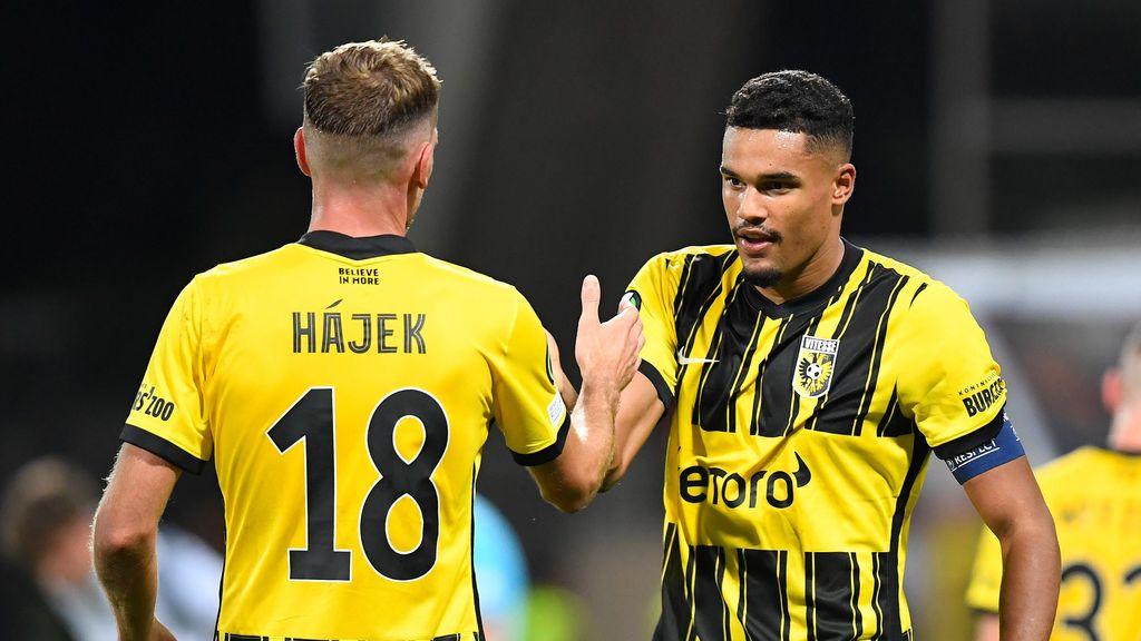 Tannane blinkt uit bij winnend Vitesse in Europa