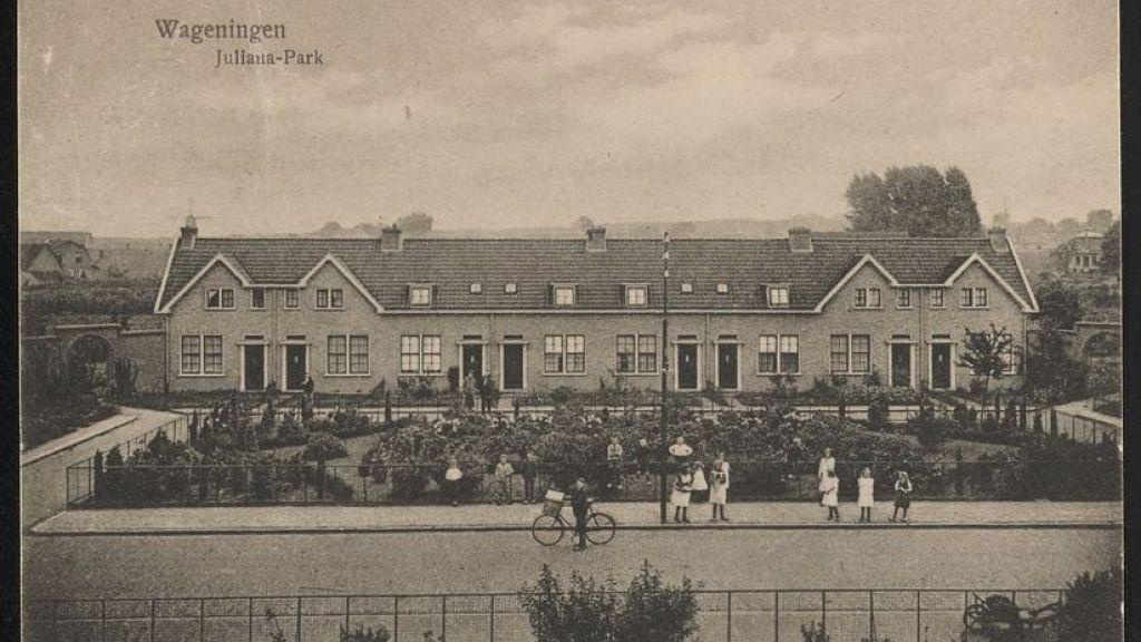 Historische Vereniging Wageningen wil arbeiderswoningen tot monument laten verklaren