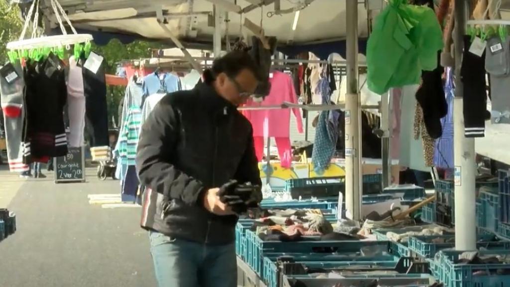 Non-food kramen weer op de markt te vinden ook in Scherpenzeel!
