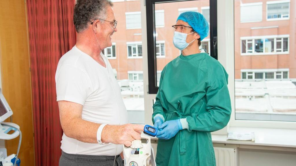 Coronapatiënten eerder naar huis door samenwerking huisartsen en Ziekenhuis Gelderse Vallei